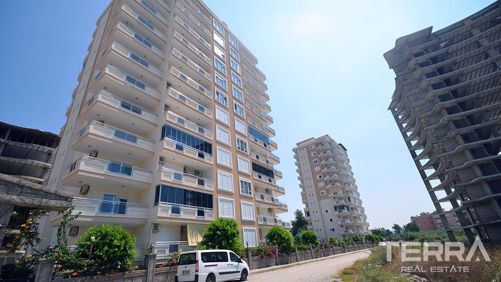 Affordable apartments for sale in Alanya, Mahmutlar