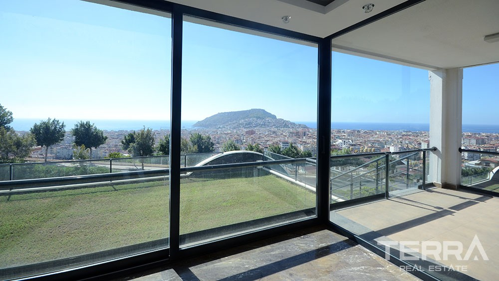 Monte Mare Apartments for sale in Alanya