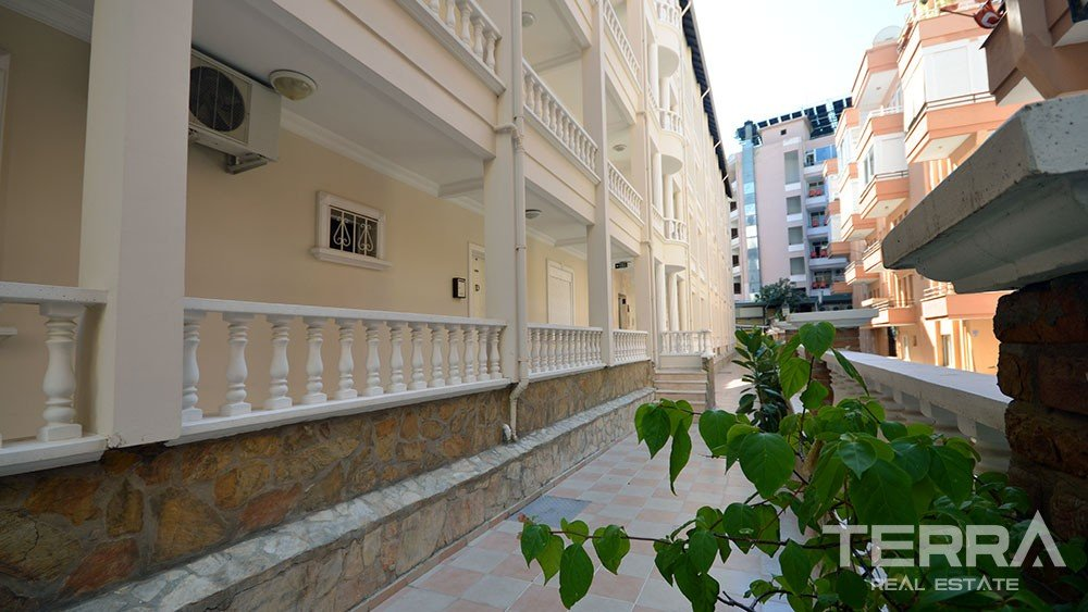 Cleopatra Beach Apartments for sale in Alanya City