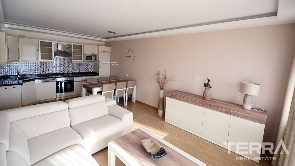Spacious apartments for sale in Oba, Alanya