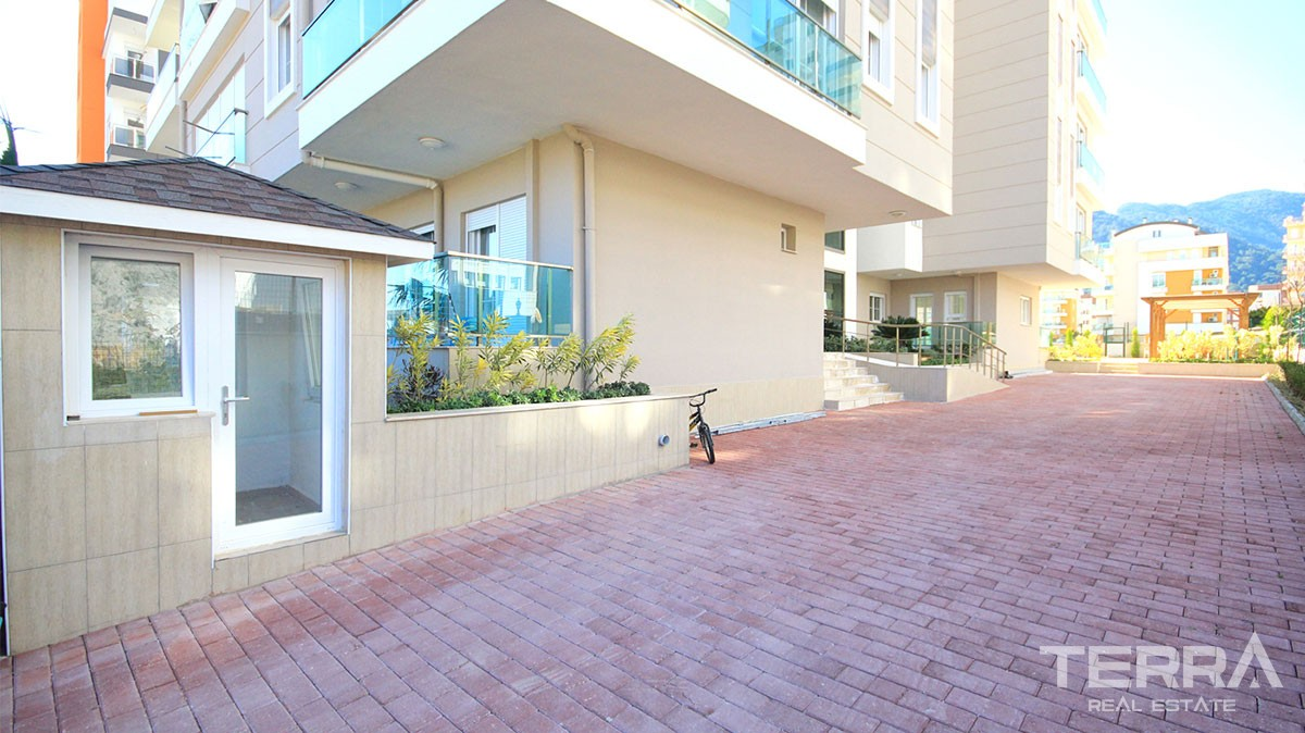 Affordable apartments for sale in Antalya, Konyaalti