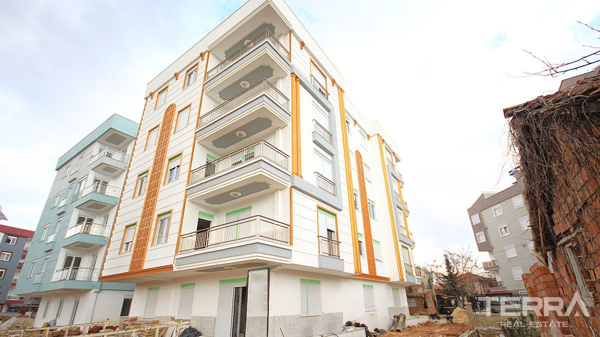 Centrally apartments for sale in Kizilarik, Kepez