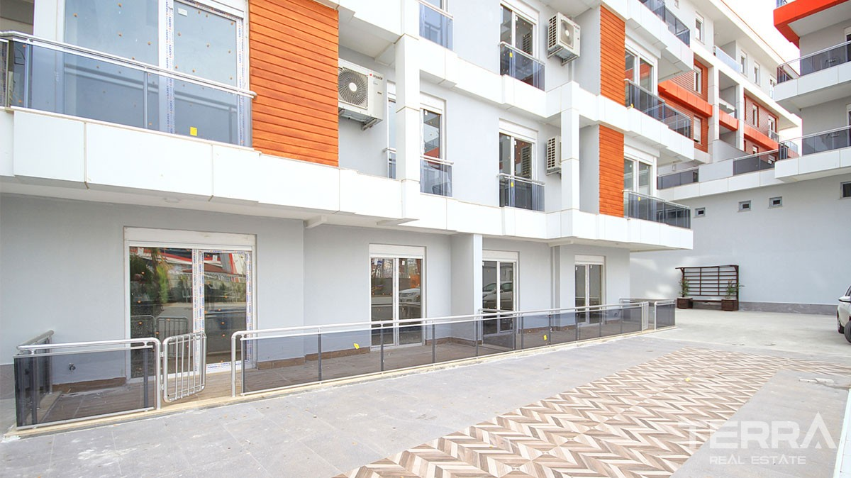 Centrally located apartments for sale in Antalya