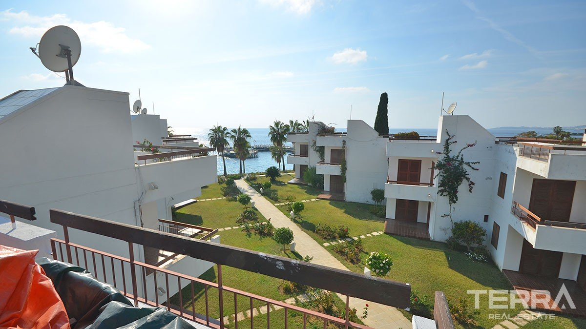 Seafront villa for sale in Alanya Avsallar at a bargain price