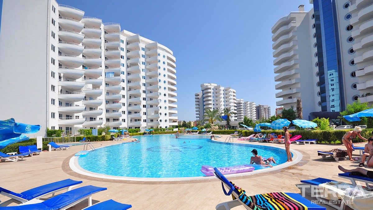 My Marine Residence Spacious Apartments for Sale in Alanya Mahmutlar