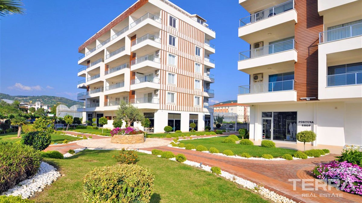 2 bedroom apartments for sale in Demirtaş, Alanya at affordable price