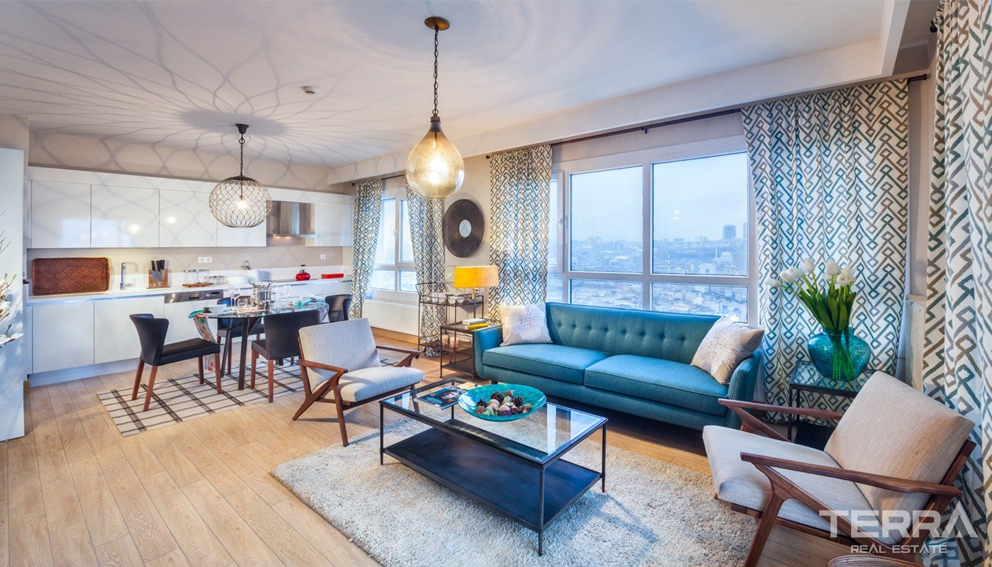 Guaranteed High Rental Income Apartments for Sale in Bağcılar Istanbul