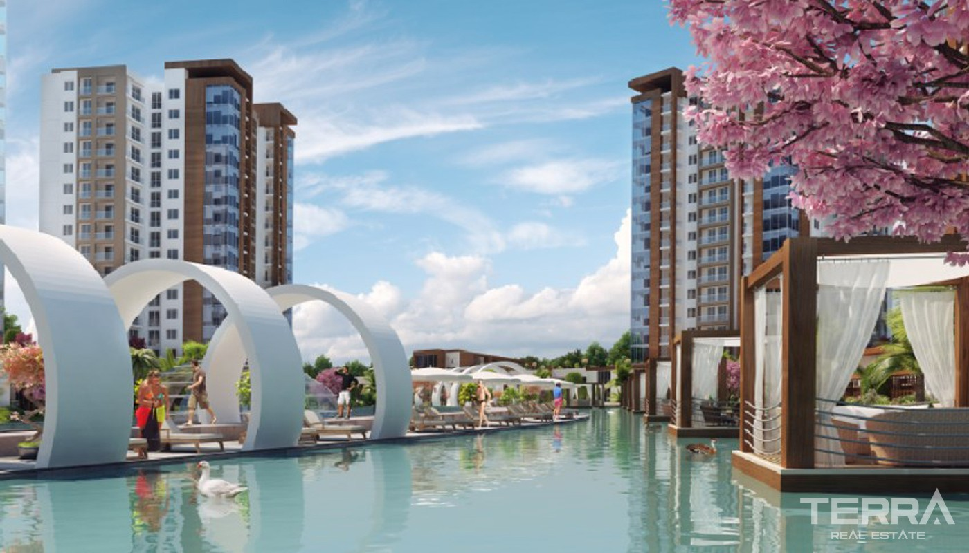 Luxury Apartments for Sale in Beylikdüzü İstanbul