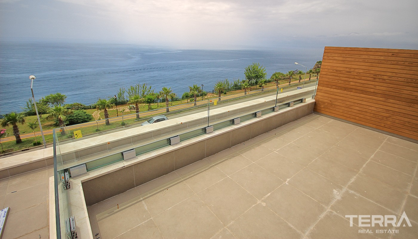 Sea-front Apartments for Sale in Antalya Lara