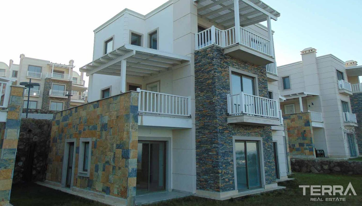 Sea View Exclusive Villas in Bodrum