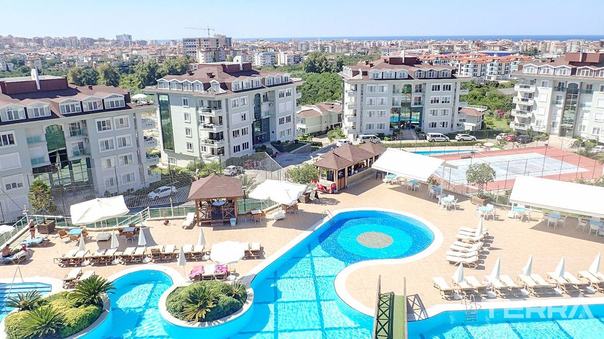 Luxury 3 Bedroom Apartment in Alanya Oba