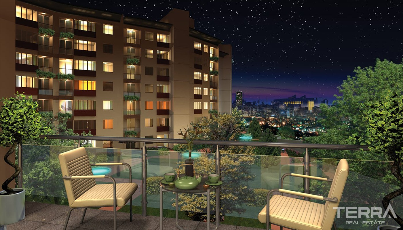 Affordable Apartments in Istanbul Kagithane