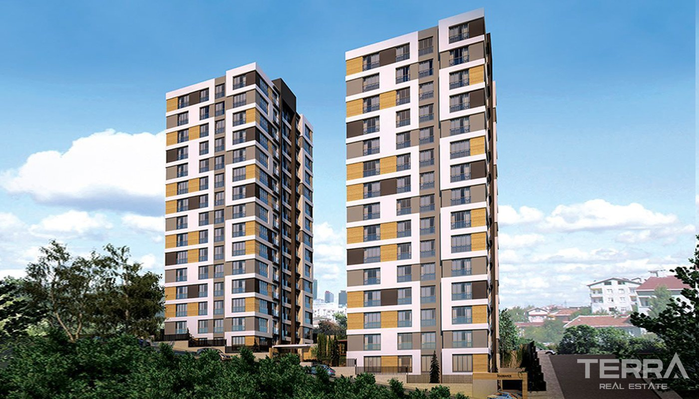 Investment Apartments in Istanbul Turkey