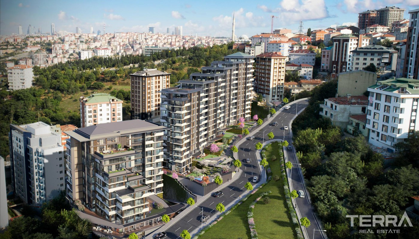 Smart Apartments in Prime Location in Istanbul Eyüp