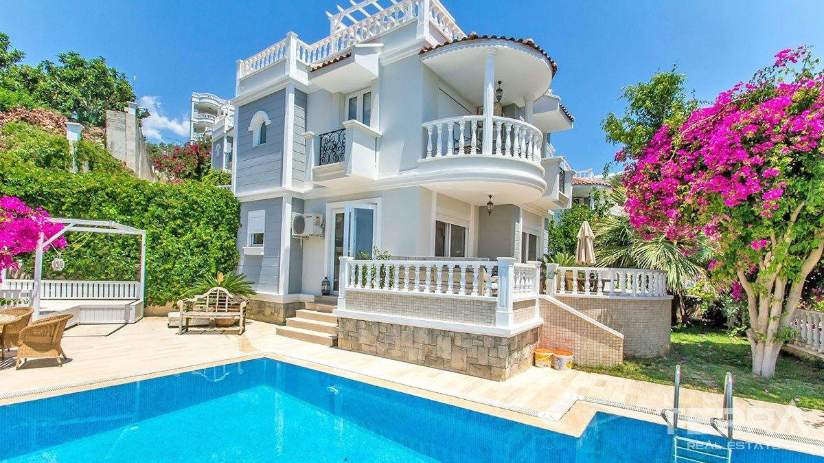 Villas for Sale in Turkey - Hand-picked Turkish Houses